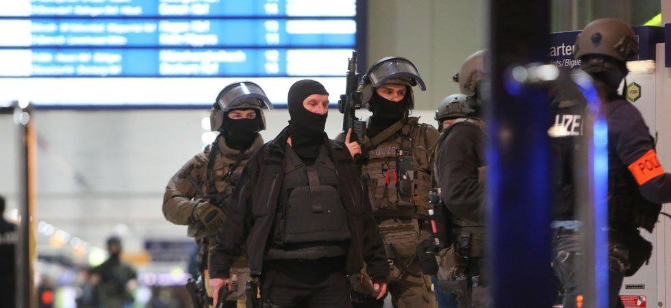 Allemagne : attaque à la hache dans la gare de Düsseldorf, 7 blessés