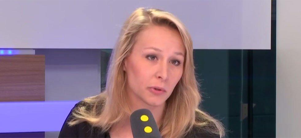Grand Débat : Maréchal-Le Pen critique
