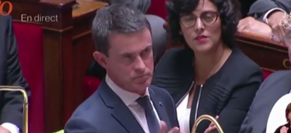 Manuel Valls se paie Christian Jacob et pique Laurent Wauqiez