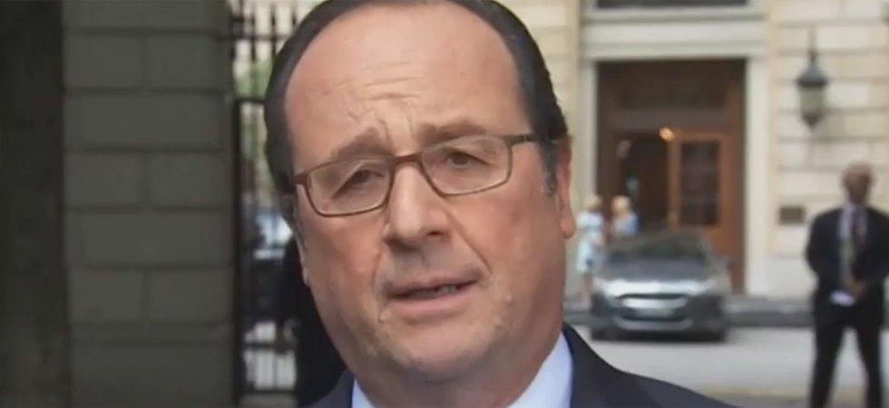 Attentat d'Orlando : François Hollande réagit et fait une boulette