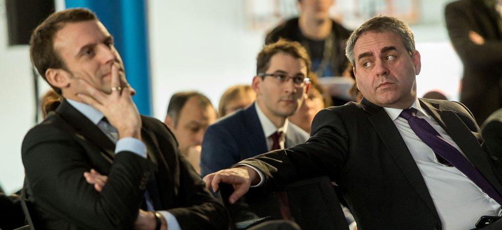 Xavier Bertrand : Macron, le même phénomène que