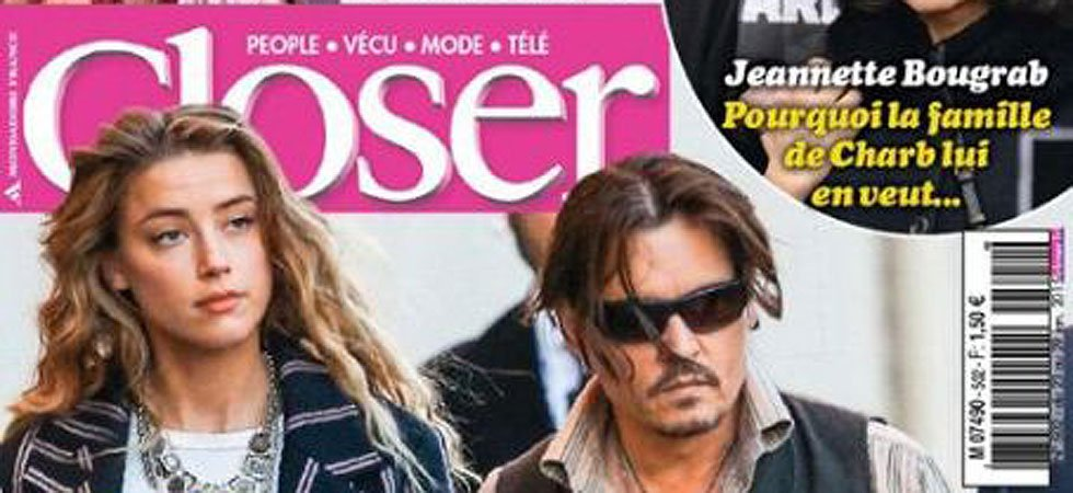 Amber Heard et Johnny Depp divorcent !
