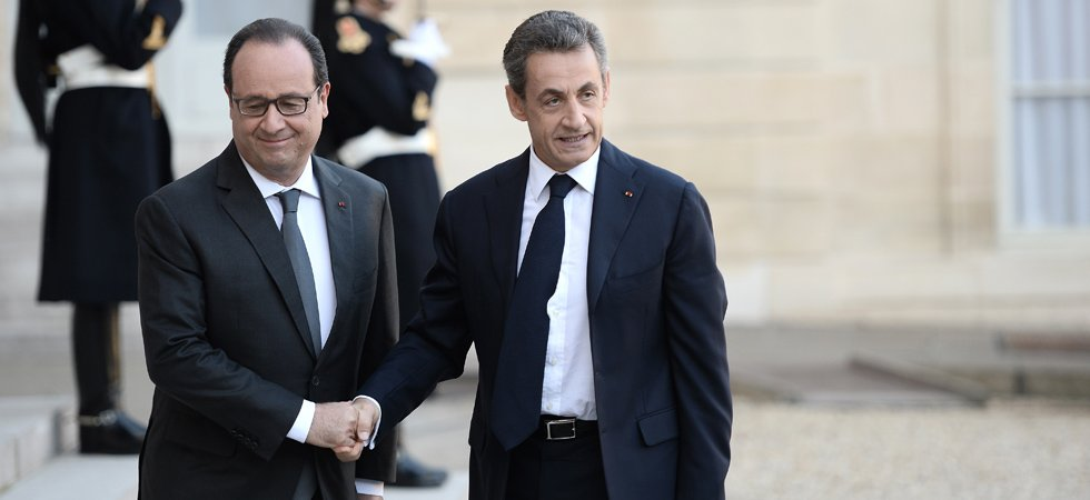 EURO 2016 : l'invitation tardive de Hollande à Sarkozy