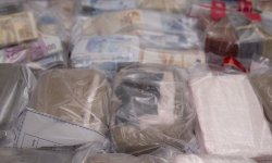 Des policiers soupçonnés d'avoir organisé un trafic de 40 tonnes de cannabis