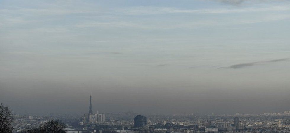 Le pic de pollution est terminé à Paris