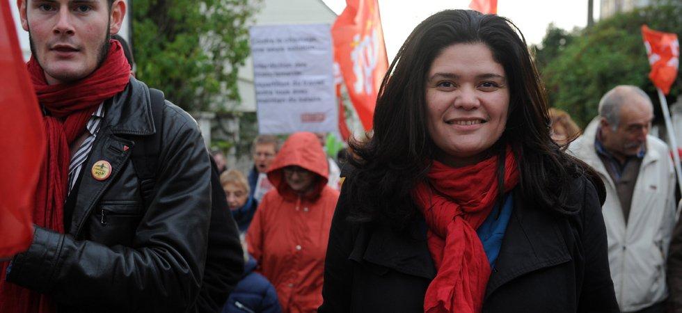 Code du travail : Raquel Garrido se réjouit du succès de la manif des Insoumis... qui n'a pas encore eu lieu