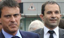 Primaire à gauche : Valls piétine, Hamon bondit