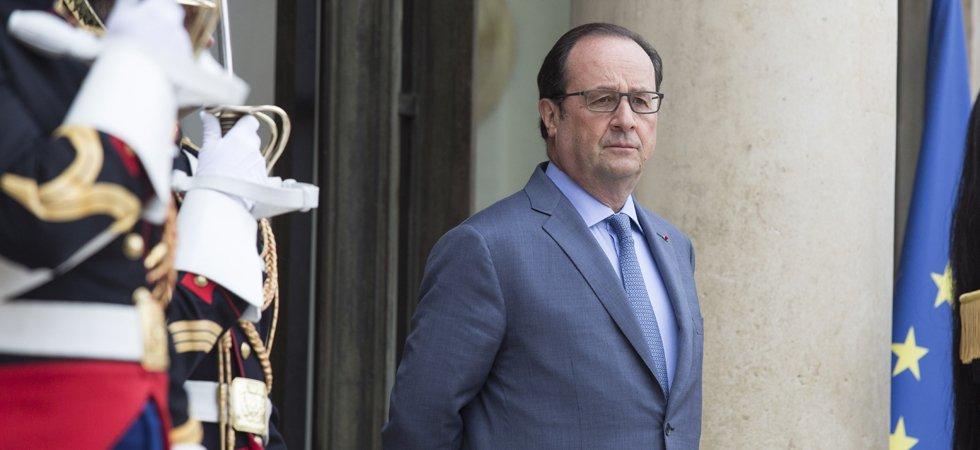Primaire PS : Hollande favori des électeurs de gauche devant Macron et Montebourg