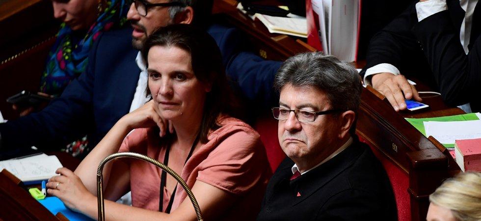 La députée La France Insoumise Caroline Fiat poursuivie aux Prud'hommes par son ex-attaché parlementaire