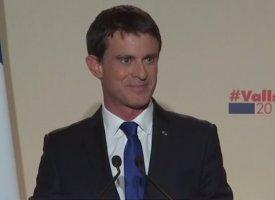 Tentation Macron, défiance de Hamon : Valls réunit ses troupes
