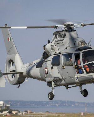 Le Mexique reçoit son premier AS565 MBe d'Airbus