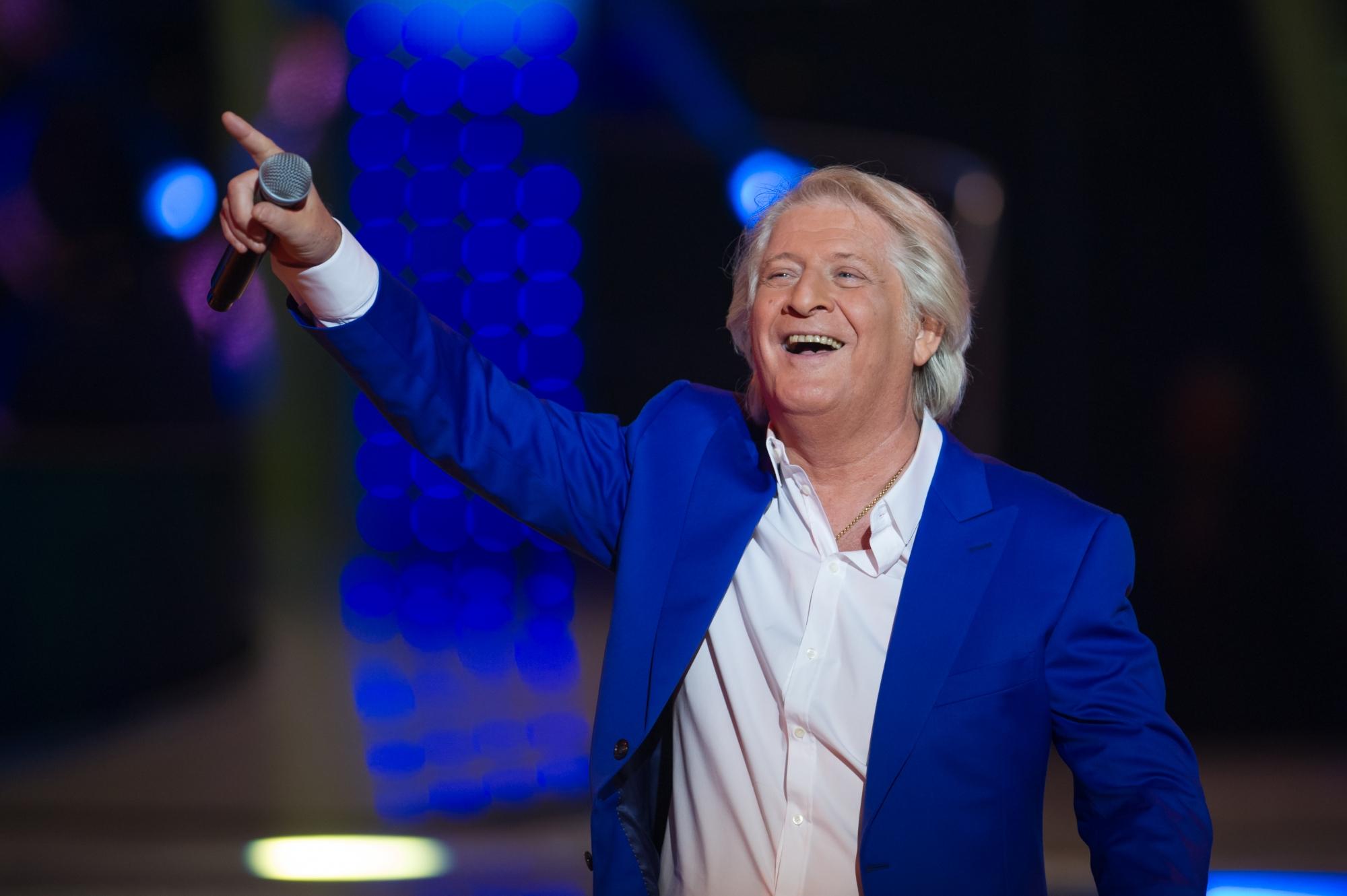 Patrick Sébastien prépare une nouvelle émission pour France 2