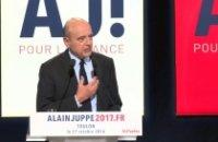 """En meeting dans le Var, Alain Juppé prône un """"Etat fort"""""""