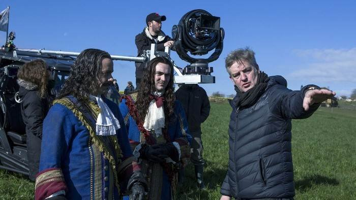 Making of Versailles saison 2