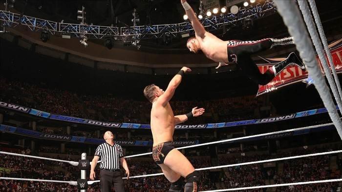 WWE SmackDown 2017