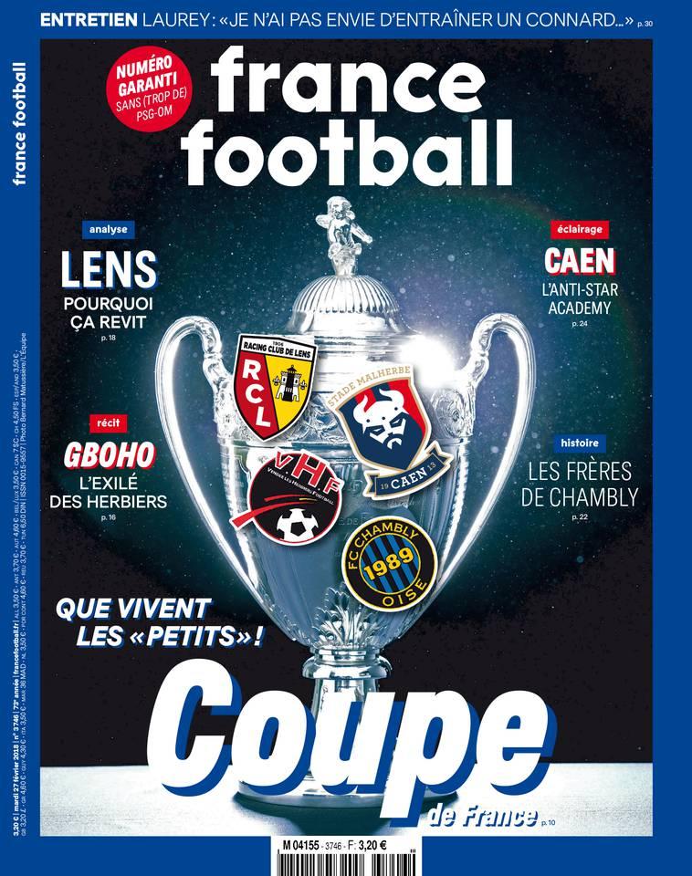 Coupe de France - Quelle affluence pour Les Herbiers-Lens ?!