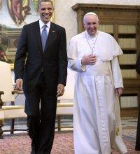 Barack Obama : son mandat en 5 rencontres improbables