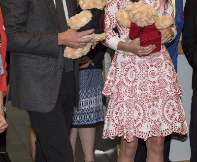 Les étranges cadeaux du prince William et de Kate Middleton