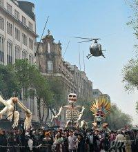 Spectre : quand James Bond inspire un carnaval mexicain