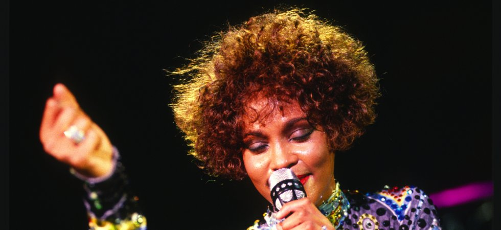 Whitney Houston : son Emmy Award de 1986 en vente aux enchères