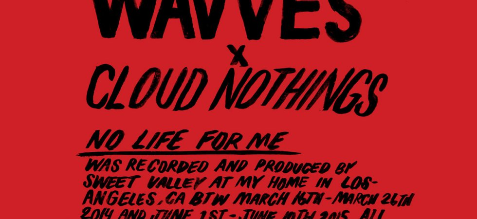 Wavves et Cloud Nothings publient un album collaboratif