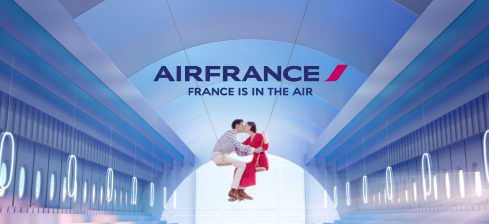 Musique de la pub Air France : qui chante ?
