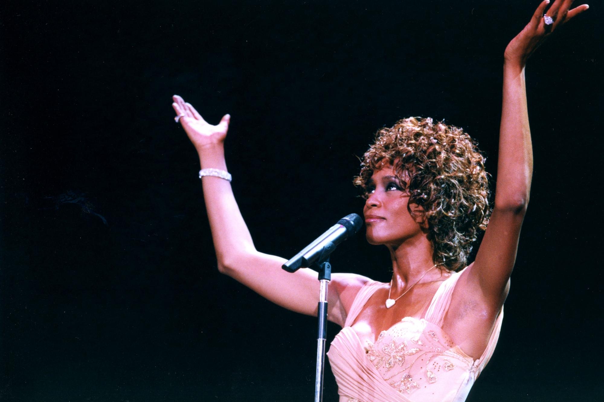 Bientôt sur scène en hologramme — Whitney Houston