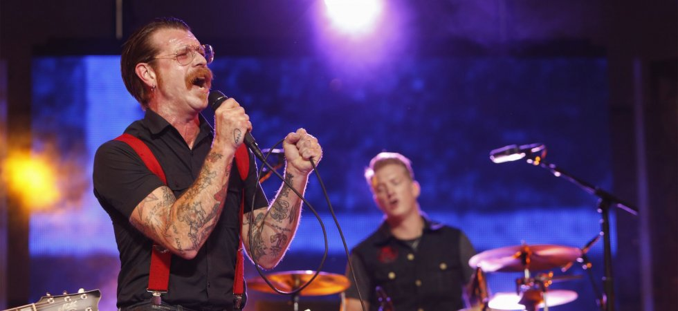 Les Eagles Of Death Metal se mobilisent pour les victimes de l'attentat à Paris