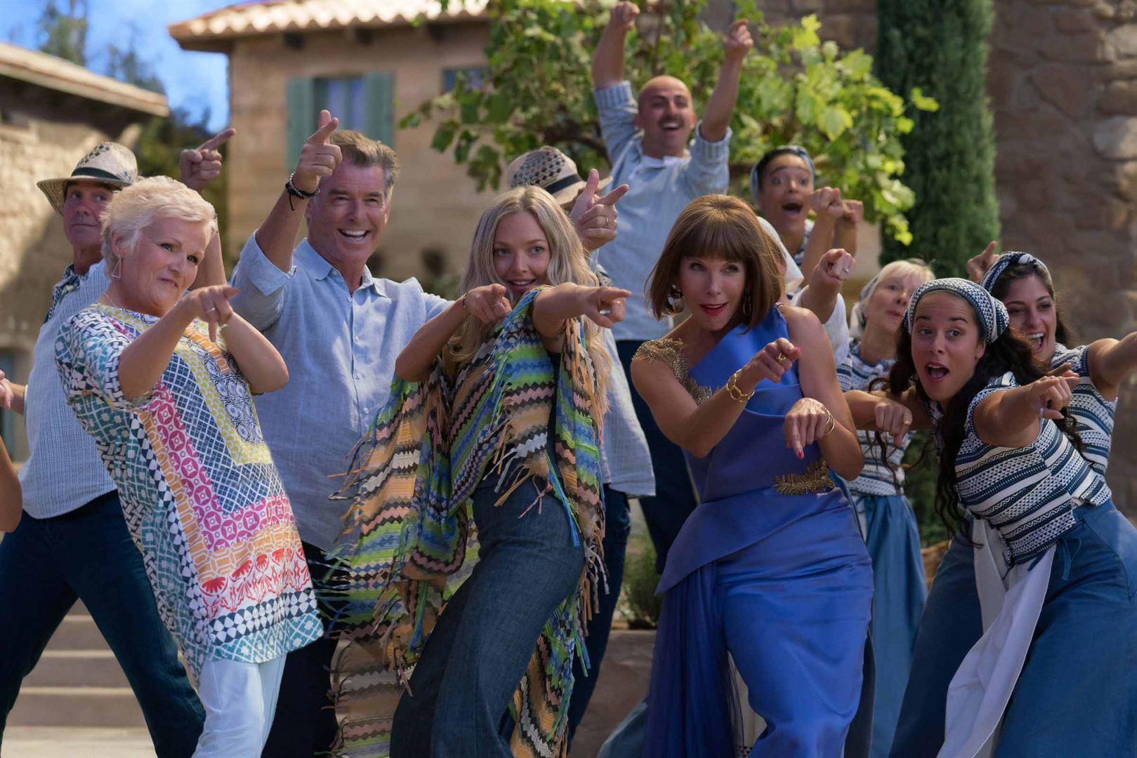 Mamma Mia : un retour endiablé !
