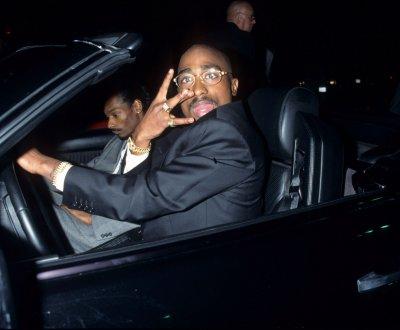 La voiture où Tupac a été assassiné à vendre pour 1,5 millions de dollars