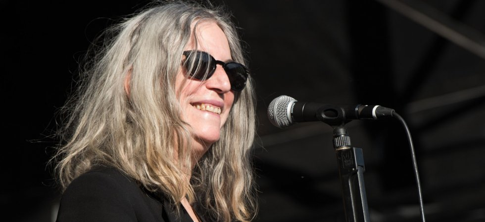 "Patti Smith : son autobiographie ""Just Kids"" va être adaptée en série"