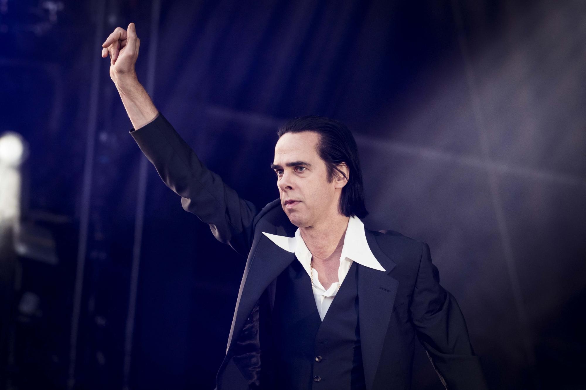 Surprise : Nick Cave va sortir un nouvel album la semaine prochaine
