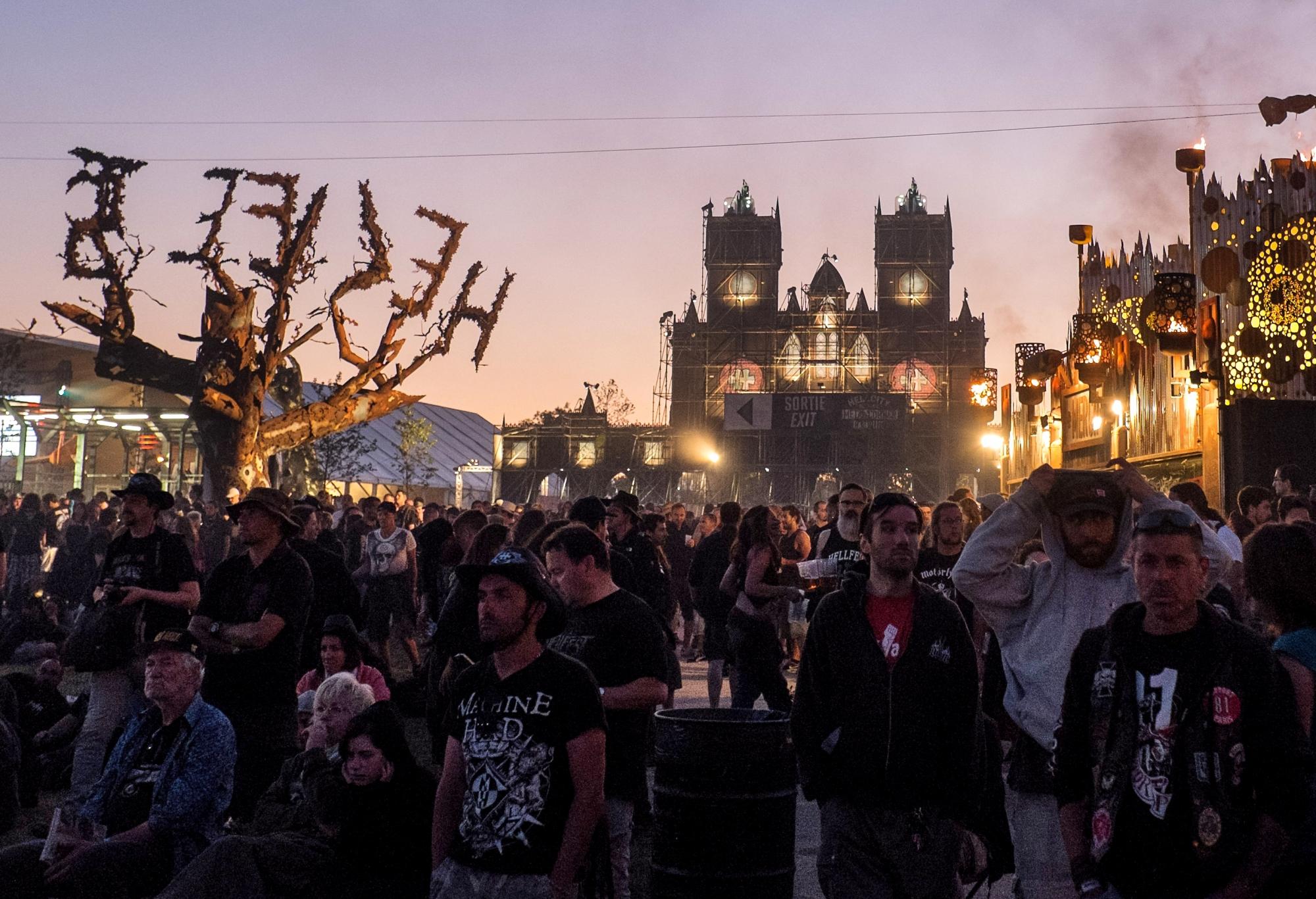 La billetterie pour l'édition 2018 ouvre ce vendredi 13 octobre — Hellfest