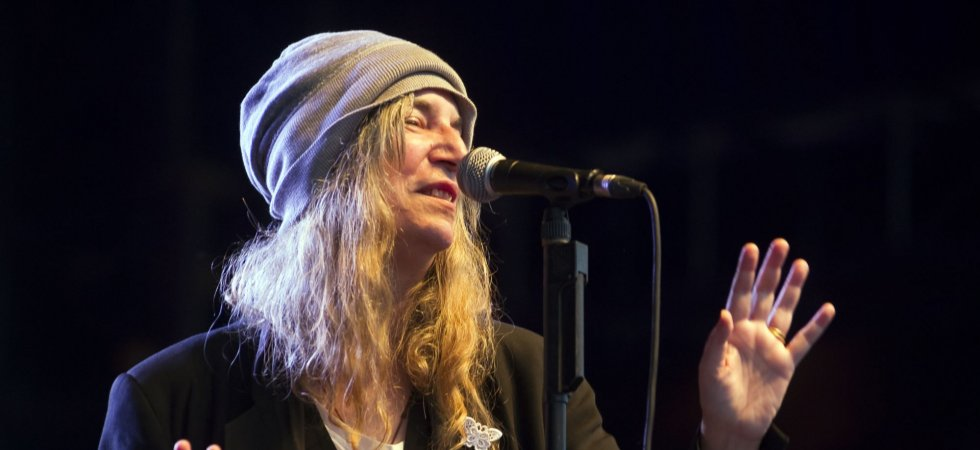 Patti Smith publiera la suite de ses mémoires en octobre 2015