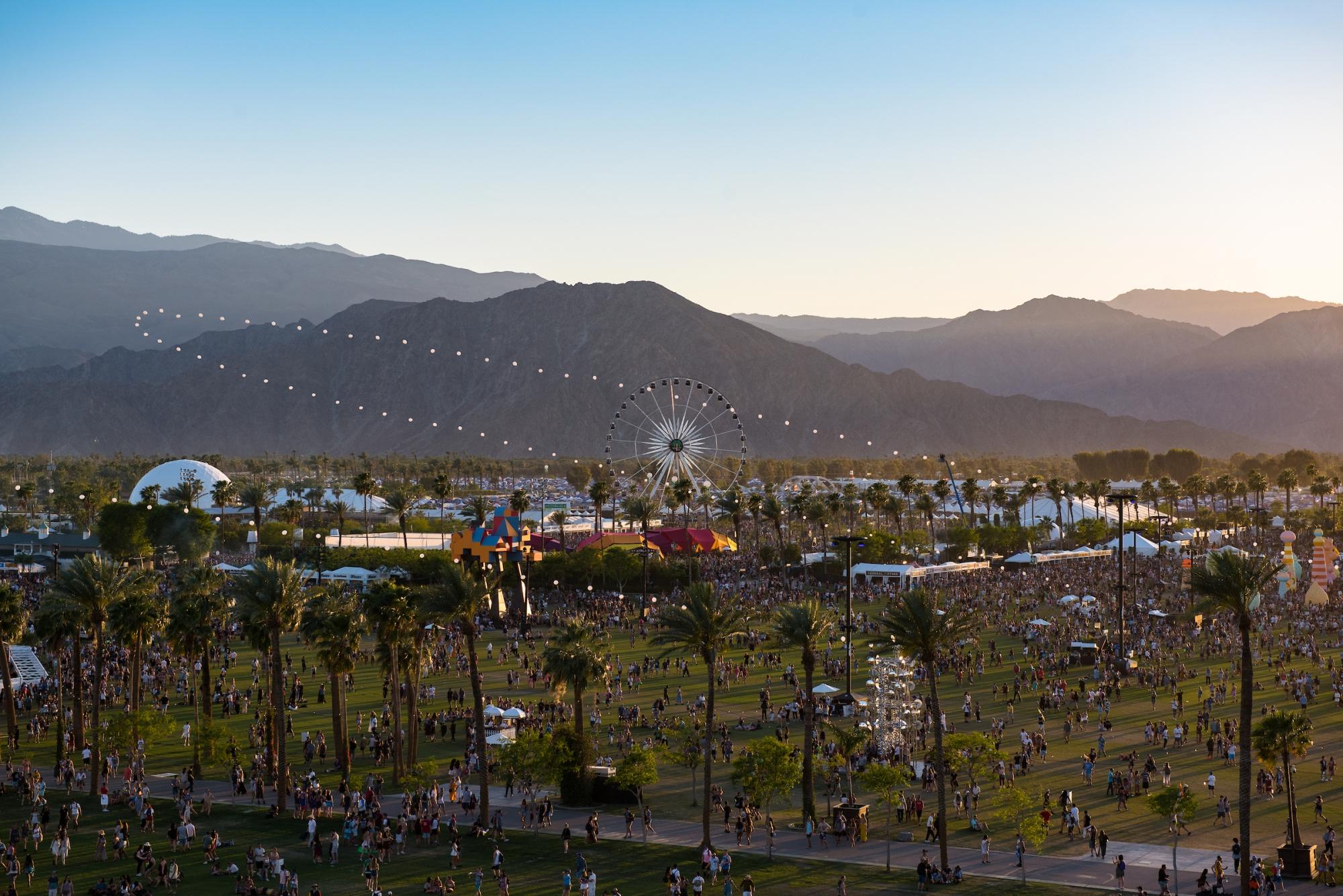 Christine & The Queens, Charlotte Gainsbourg et Jain à l'affiche du Festival Coachella !