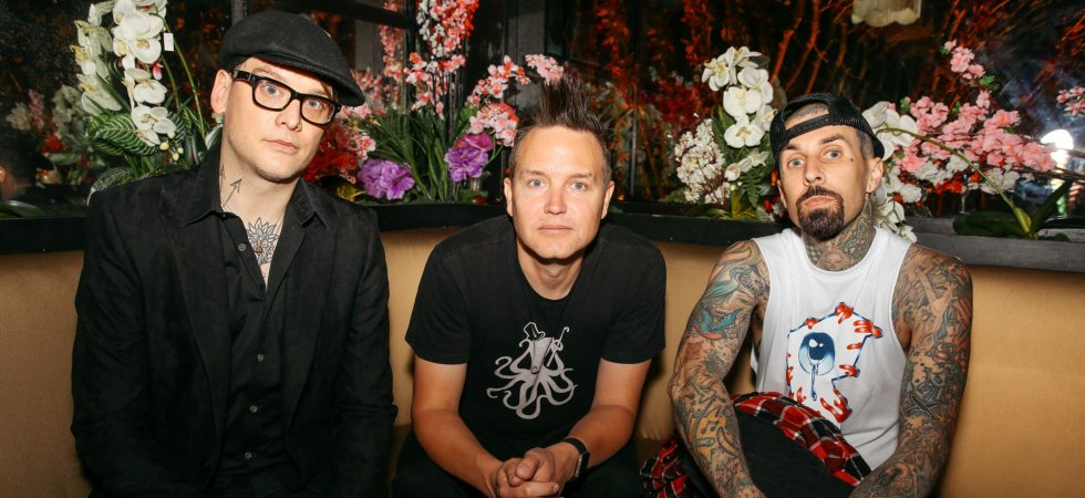 "Blink 182 annonce son retour avec le single ""Bored To Death"""