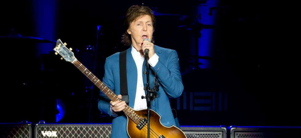 "Paul McCartney : ""John Lennon m'enviait beaucoup"""