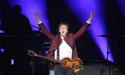 Paul McCartney collaborera avec le producteur d'Adele sur son nouvel album