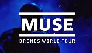 Muse : Drones World Tour (Pathé Live) - Bande annonce 1 - VF - (2018)