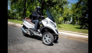 Piaggio MP3 500 LT ABS/ASR Business