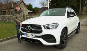 Mercedes GLE 300d 4Matic
