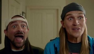Jay and Silent Bob Reboot - Bande annonce 1 - VO - (2019)