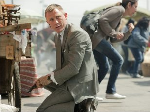 Ne l'appelez plus James Bond 24 mais Spectre