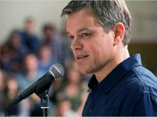 Matt Damon dirigé par Alexander Payne pour un film de science-fiction