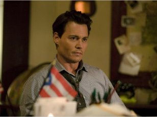 Johnny Depp en gangster pour Barry Levinson
