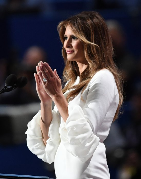 Melania Trump : nouvelle First Lady