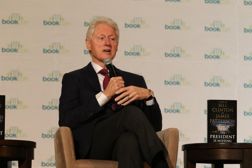 Bill Clinton : alias Pop-Pop