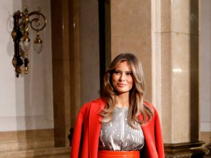 "Melania Trump ""malheureuse à Washington"""