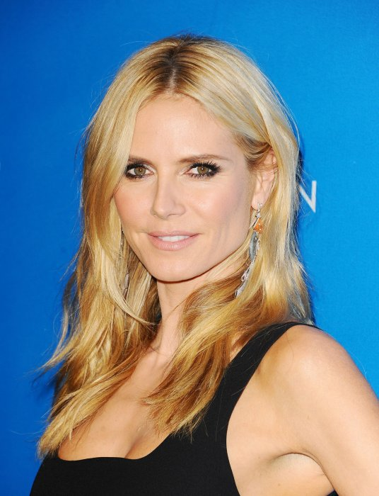 Heidi Klum : sa collection de dents la suit partout