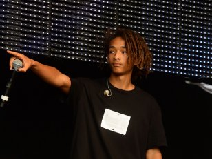 Jaden Smith, nouveau visage surprenant de Louis Vuitton